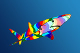 Sharkoskope by Nolf, illustrations->digital gallery