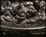 Ominous Kure Sky! by nanadoo, photography->skies gallery