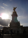 Queen Victoria Memorial by thornrelic23, Photography->Sculpture gallery