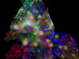 A Christmas Bauble by jswgpb, Abstract->Fractal gallery