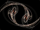 Two Snakes by Froboy7391_99, Abstract->Fractal gallery