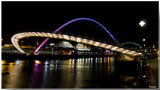 Millenium Bridge in Colour by shedhead, photography->bridges gallery