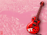 Big Apple Humbucker by Jhihmoac, Illustrations->Digital gallery