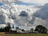 Drama Above the Farm ! by verenabloo, Photography->Landscape gallery