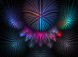 Dust Bunny Blues by jswgpb, abstract->fractal gallery