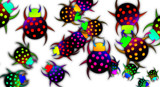 bugs by captaindrewi, abstract gallery