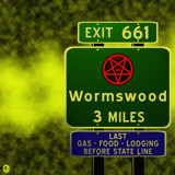 AU Road Signs - Exit 661 by Jhihmoac, illustrations->digital gallery