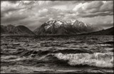 B/W Wednesday Reminder by LynEve, photography->shorelines gallery