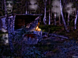The campfire by Junglegeorge, Photography->Manipulation gallery