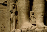 closeup at abu simbel by jeenie11, Photography->Places of worship gallery