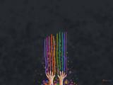 Painter by vladstudio, illustrations->digital gallery