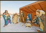 Lifesize Creche by sharonva, holidays->christmas gallery