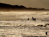 Autumn - Let's go to the beach by Paul_Gerritsen, Photography->Shorelines gallery