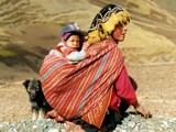 Woman and child by ppigeon, Photography->People gallery