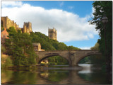 Durham\River. by shedhead, Photography->Castles/ruins gallery