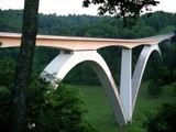 Natchez Trace Bridge by Flurije, Photography->Bridges gallery