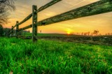 Rural Twilight Approaches by imbusion, photography->sunset/rise gallery