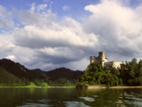 Dunajec castle II by ekowalska, Photography->Castles/ruins gallery