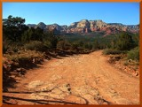 Sedona Red Dirt Road by ohpampered1, Photography->Landscape gallery