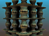 Stacked Antiques by Joanie, abstract->fractal gallery