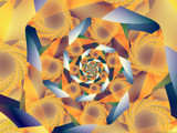 Kaleidocycle by CConn, Abstract->Fractal gallery