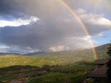Spring Rainbow in Brush Creek Valley by DigitalFX, Photography->Landscape gallery