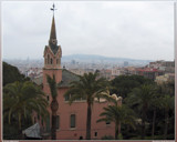 Barcelona Gaudí Park Church by PhotoKandi, Photography->Architecture gallery