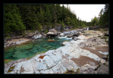GNP-Avalanche Creek Overlook-Upstream by Nikoneer, photography->water gallery
