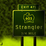 AU Road Signs - Exit 471 by Jhihmoac, illustrations->digital gallery