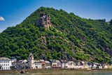 Burg Katz by gr8fulted, photography->landscape gallery