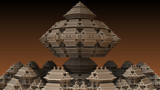 New Fangled Pyramid by Joanie, abstract->fractal gallery