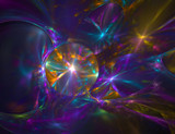 Crystal Ball by jswgpb, Abstract->Fractal gallery