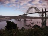 Yaquina Bay Bridge by wvb, Photography->Bridges gallery