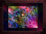Barely Contained Exuberance by nmsmith, Abstract->Fractal gallery