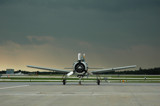T-28 on the Flight Line by ThisIsMOC, Photography->Aircraft gallery