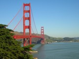 Golden Gate Bridge in April by jordanmcclements, Photography->Bridges gallery