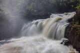 Cascade Falls Minnesota - Mist by Mitsubishiman, photography->waterfalls gallery