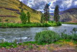 Yakima River Canyon 2 by DigiCamMan, photography->shorelines gallery