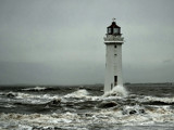 October Storms #3 by braces, Photography->Lighthouses gallery