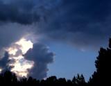 Cross Shaped Cloud by robo_geek, photography->skies gallery