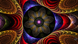 Fun At The Carnival by DaletonaDave, abstract->fractal gallery