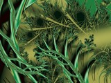 Jungle'sWeb by vamoura, Abstract->Fractal gallery