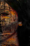 With Thoughts Ingrained by casechaser, abstract->surrealism gallery