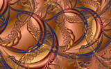 Burnished Brocade by tealeaves, Abstract->Fractal gallery