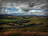 Looking down from Corby Crag by biffobear, photography->landscape gallery