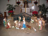 Manger Scene by rws1943, Holidays->Christmas gallery