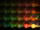 Electroballs by razorjack51, Abstract->Fractal gallery