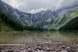 Avalanche Lake Trail: Avalanche Lake by Nikoneer, photography->mountains gallery