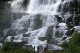 Tvindefossen up close by krt, Photography->Waterfalls gallery