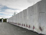 Flight 93 Memorial 2 ~ The Wall Of Names by Jimbobedsel, photography->architecture gallery